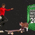 Sådan kommer du i Guinness World Records-bogen