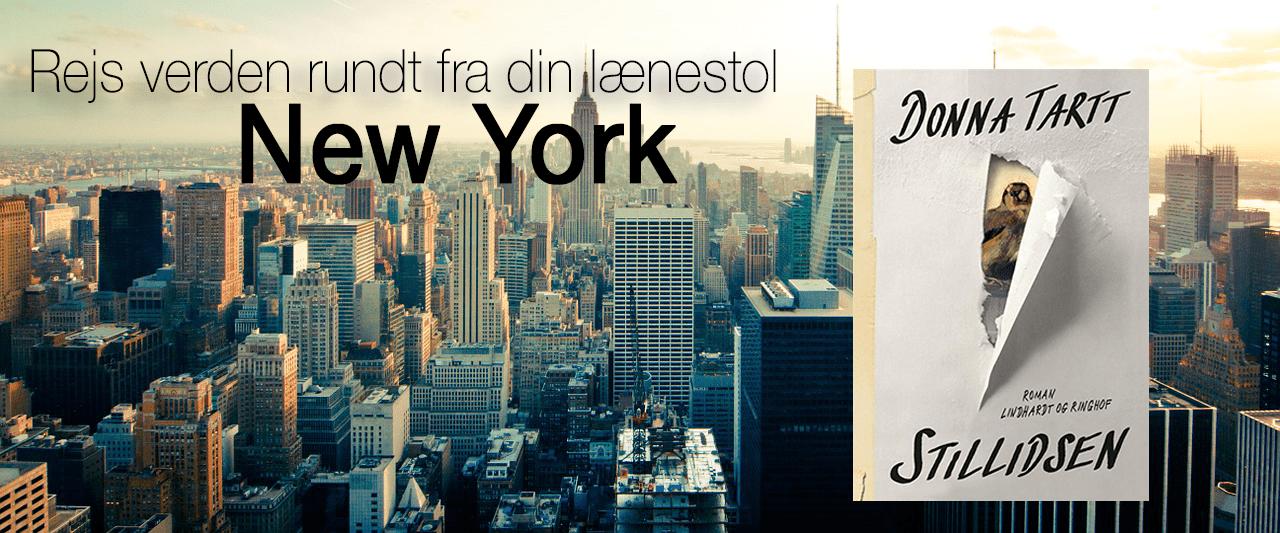 gode bøger, new york