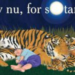 Skal godnathistorier få børn til at falde i søvn?