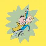 Fupz og Bregnhøi bag tegneserie til store børn
