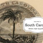 South Carolina = plantage-gullasch