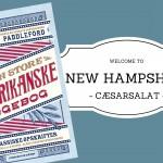 New Hampshire = cæsarsalat