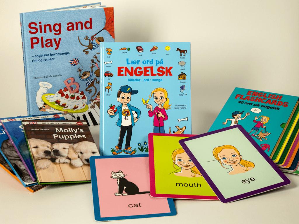 engelske børnebøger