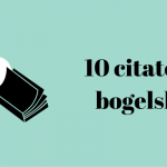 10 citater for bogelskere