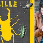M. G. Leonard om biller, skrivevaner og børnebøger