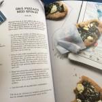 Super snacks: Små pizzaer med spinat