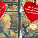 CARLSENS JUL: Gratis e-bøger, adventskonkurrencer og julegaveassistance