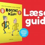 Introduktion til tegneseriernes verden – læseguide til Mogens og Mahdi