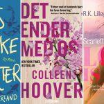 Kommende kærlighedsromaner fra LOVEBOOKS