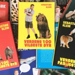 Få styr på dyr med Sebastian Klein – bøger til dyreglade børn