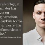 Interview med debutant Sebastian Bune