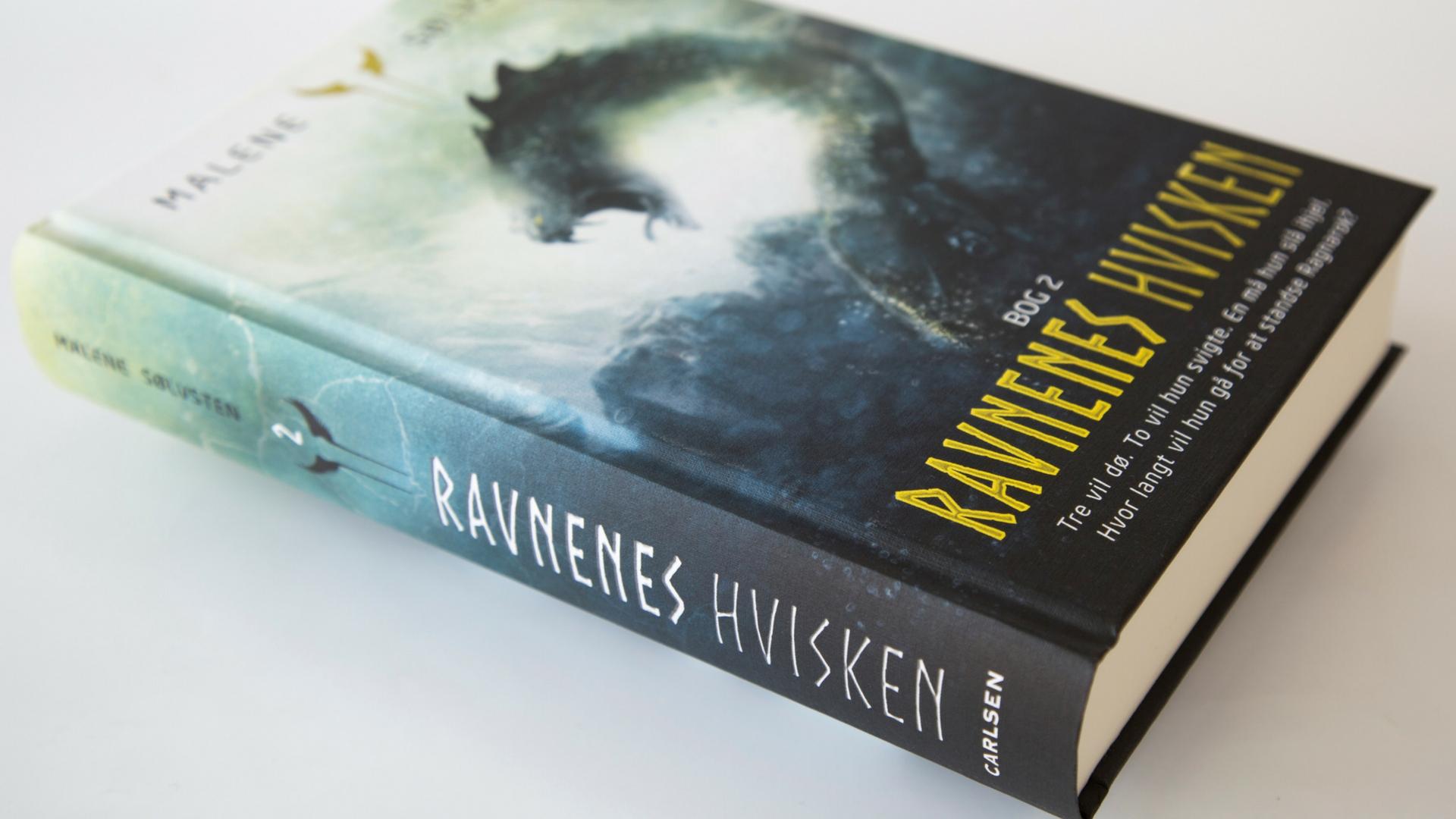 Ravnenes hvisken, Malene Sølvsten, Fantasy, fantasybøger