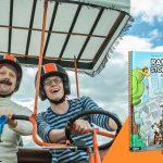 Giv dit barn en god start i trafikken med Ramasjangs store trafikbog