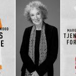 Margaret Atwood hitter på skærm og papir