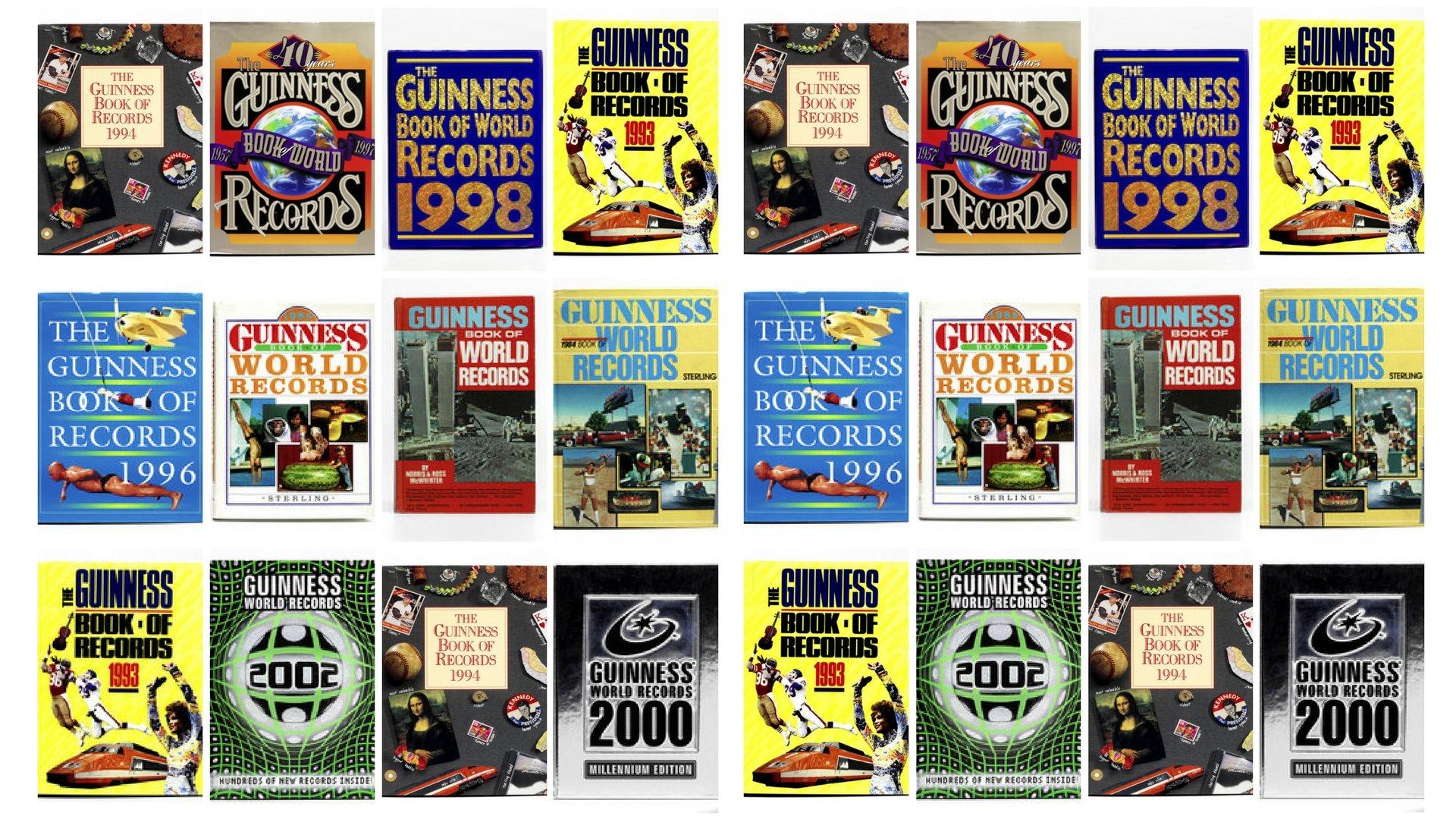 guinness world records, guinness world records 2018, rekordbog, rekorder, rekordforsøg