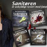 Ny digital krimiserie af Inger Gammelgaard Madsen