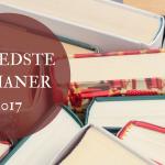De bedste bøger i 2017