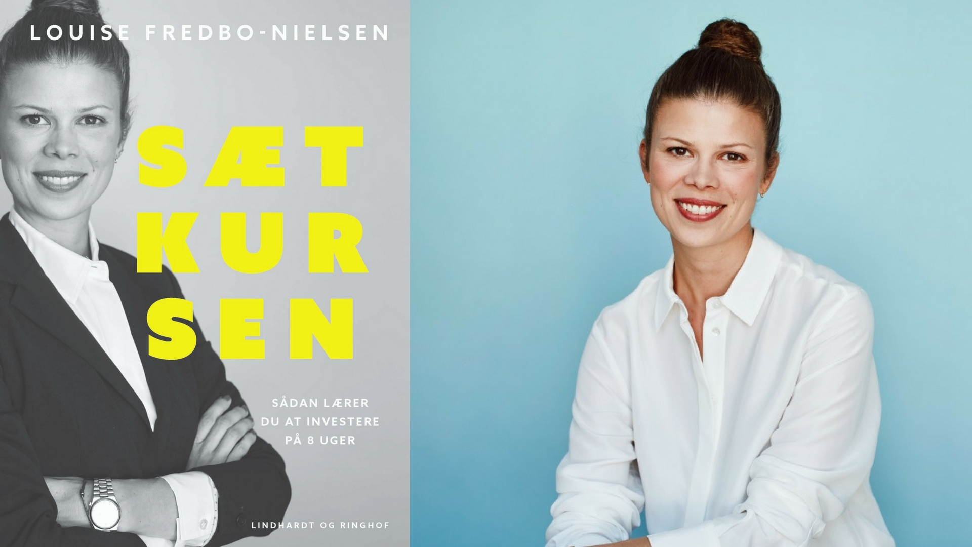 Louise Fredbo-Nielsen  Fra blodrøde tal på kontoen til aktiehaj - e536a044ab77d