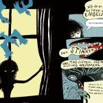 Fuglemanden – fængslende grafisk roman om psykisk sygdom