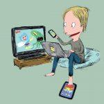God stil på sociale medier – 10 tips til børn (og deres voksne)