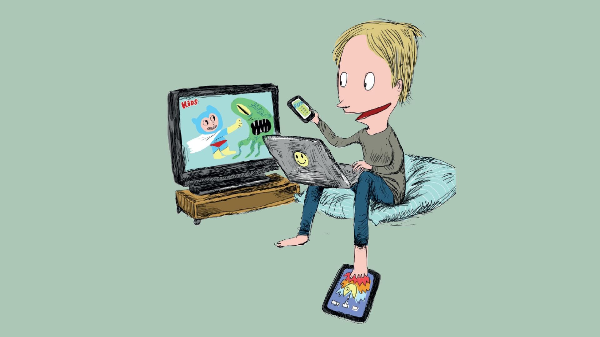 Opfør dig ordentligt og vær en god ven, emma gad, emma gad for børn, Sabine Lemire, Rasmus Bregnhøi, børn og sociale medier, ny på sociale medier, sociale medier