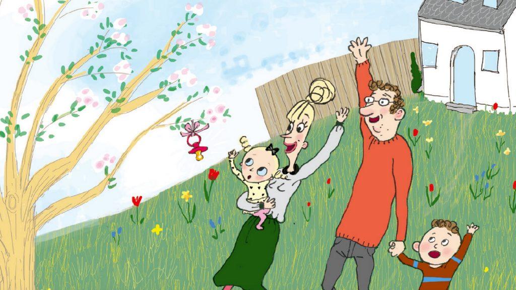 Ella og Ollie, Dina gellert, pixi, pixibøger, pixibog, pottetræning, farvel sut
