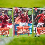 Læs med landsholdet – Kom tæt på Nicklas Bendtner, Pione Sisto og Thomas Delaney