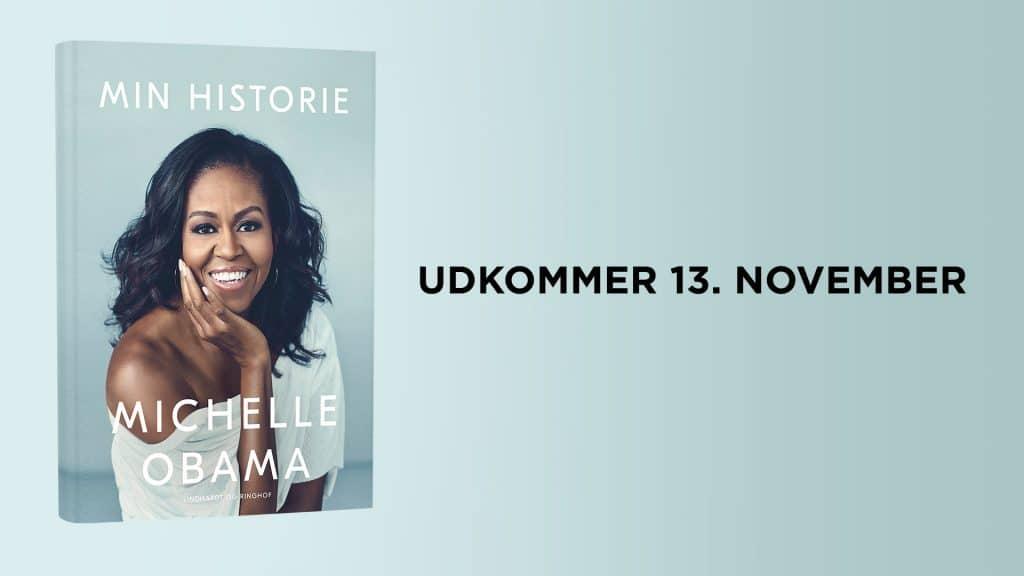 Michelle Obama, Min historie