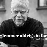 Steffen Jacobsen om sin debut: Det var et noget forpjusket first draft