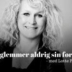 Lotte Petri om sin debut: Det var skønt pludselig at kunne dele sit fiktive univers med andre