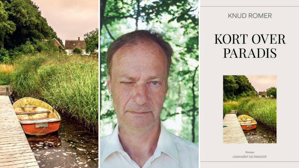 Knud Romer, Kort over Paradis, om bogen