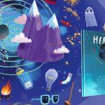 Giv verden i gave – 'Her er vi' af Oliver Jeffers er den perfekte dåbsgave