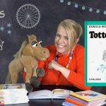Højtlæsningshygge i ferien – Totte og Lotte flytter ind på Carlsen Kids
