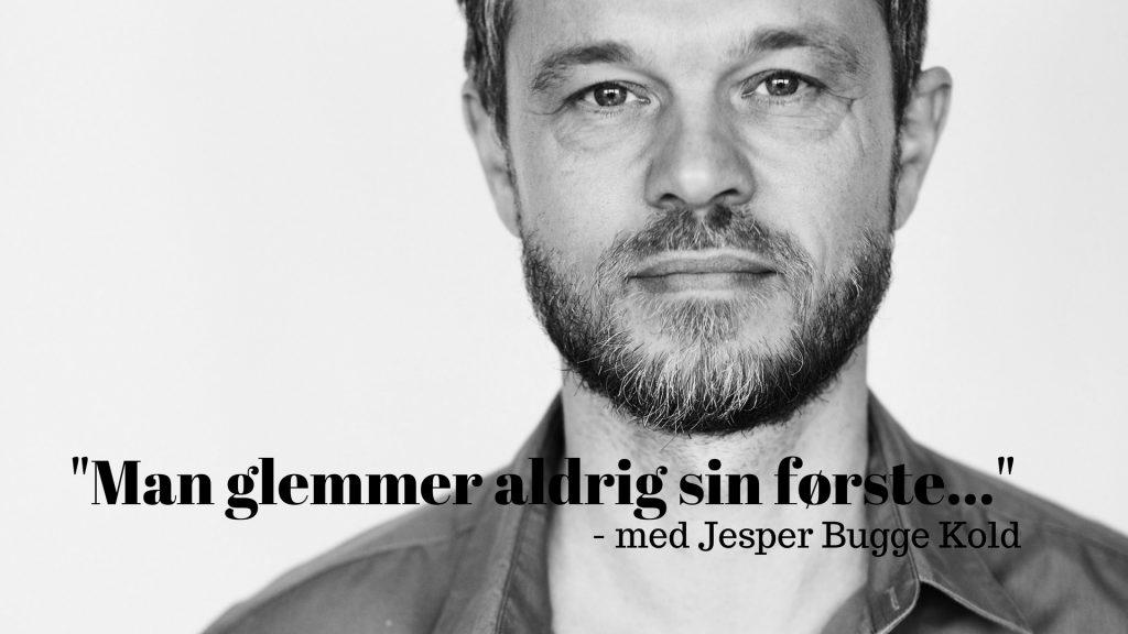 Jesper Bugge Kold, Vintermænd, Debut, Debutroman, Man glemmer aldrig sin første