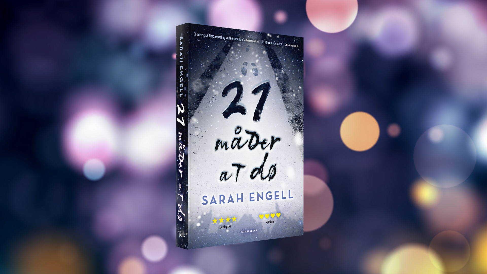 sarah engell, 21 måder at dø, young adult, ya
