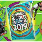 Guinness World Records 2019: Årets sjoveste og mest spektakulære bog
