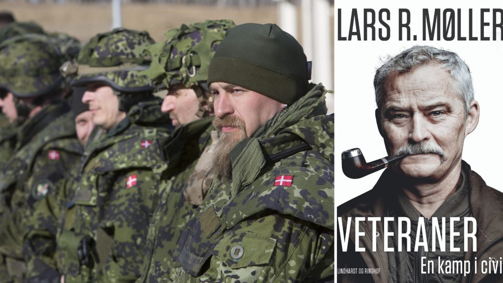 Lars Møller, Veteraner, veteraner, en kamp i civil, ptsd, militær, hæren, forsvaret, lars møller, operation bøllebank