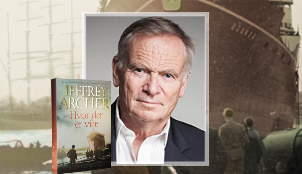 Jeffrey Archer, hvor der er vilje, slægtsroman, Clifton-krøniken
