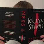 """""""Det ligner ikke noget, jeg har læst før"""" – Villads, 12 år, anmelder """"Knivens stemme"""""""