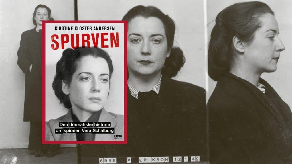 Spurven, Storyhouse, spion, anden verdenskrig, 2. verdenskrig, Vera Schalburg