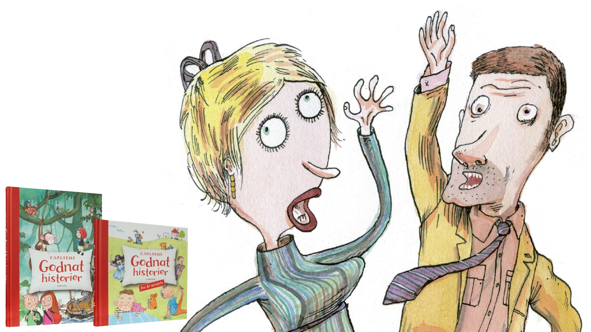 Carlsens godnathistorier, højtlæsning, godnathistorie, godnathistorier, børnebog, børnebøger