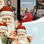 Julegaver: De bedste bøger til sportsnørden i dit liv