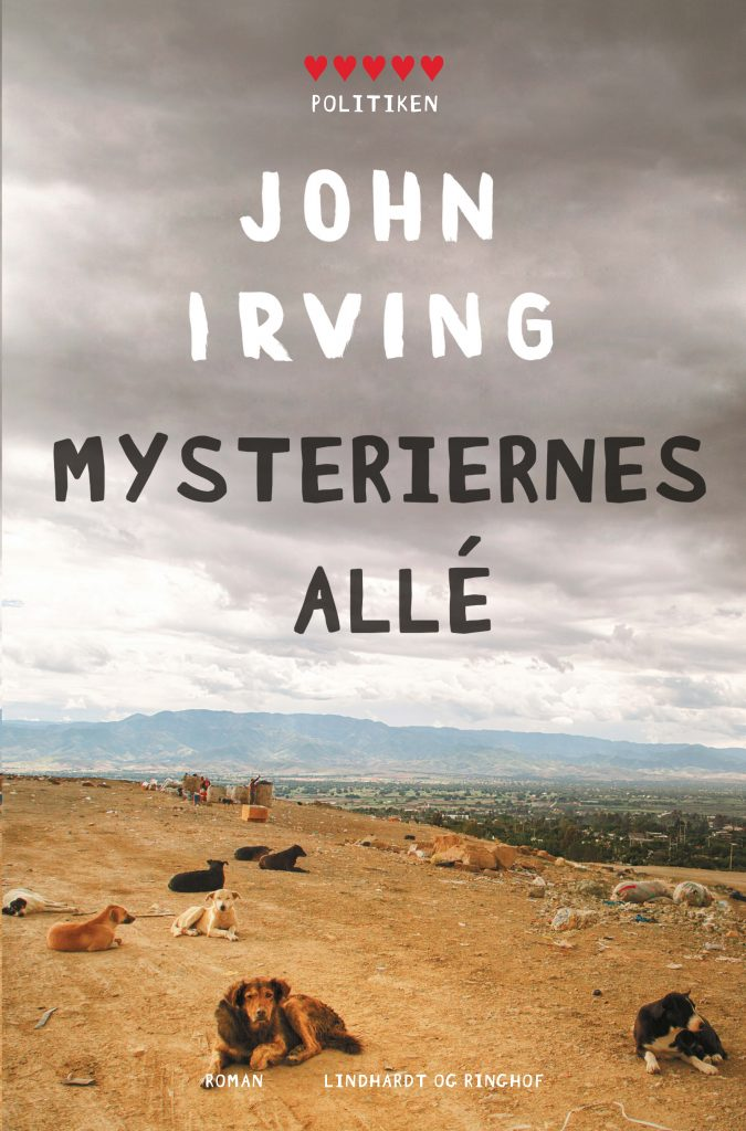 John Irving, Mysteriernes allé, roman, romaner