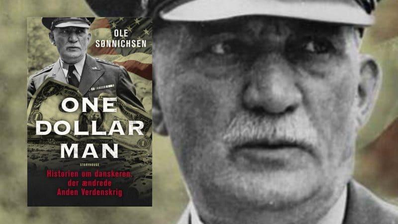 one dollar man, ole sønnichsen, anden verdenskrig, 2. verdenskrig, historie, faglitteratur, biografi, ford,