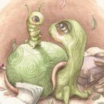 Bogen om Blom. En skildpaddes fortælling om det smukke i livet