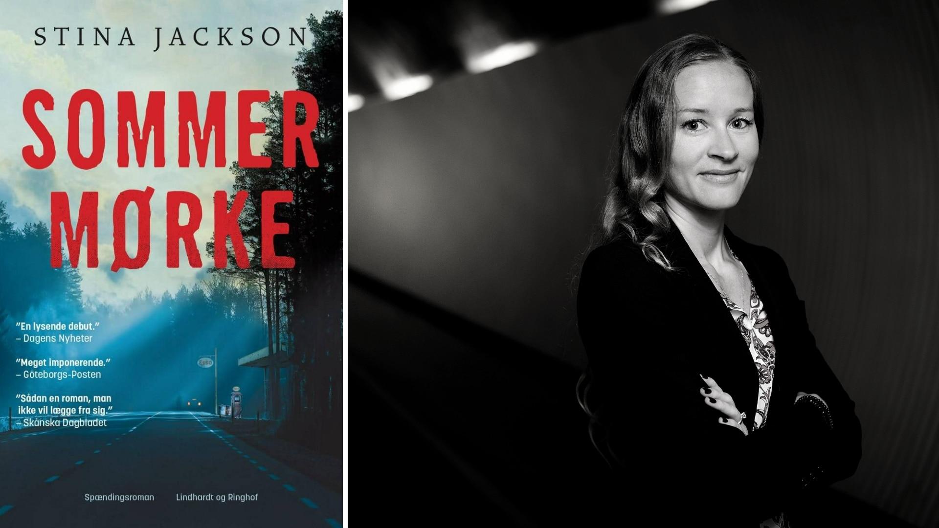 Sommermørke, Stina Jackson