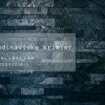 10 skandinaviske krimier du skal læse i år #LRlæser2019