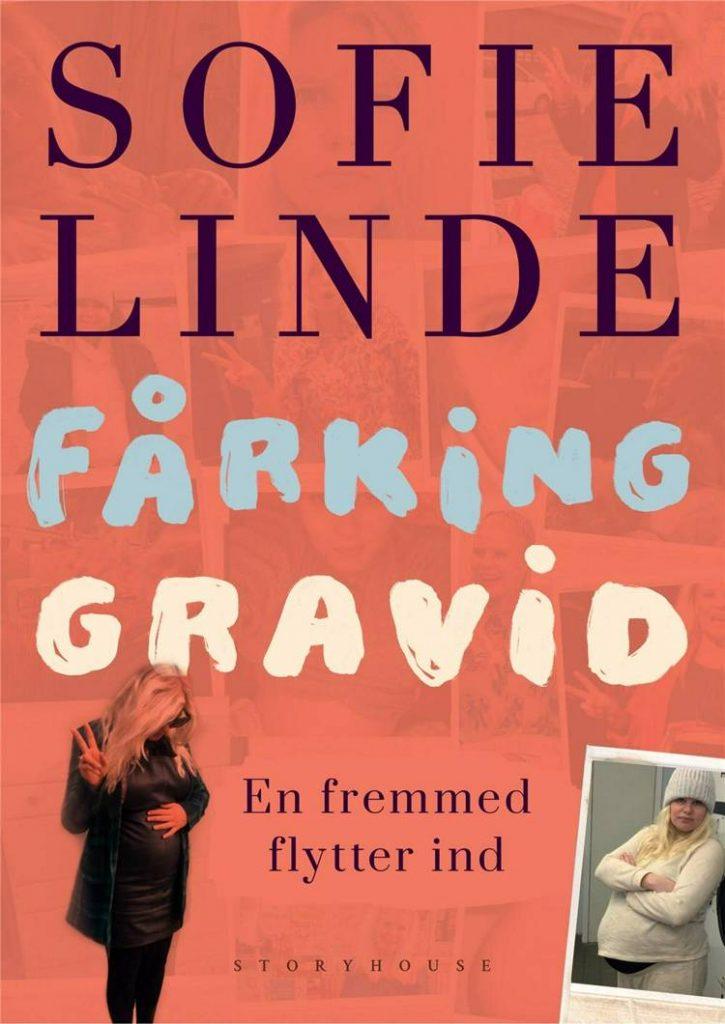 Fårking gravid, Sofie Linde, gravid, graviditetsbog