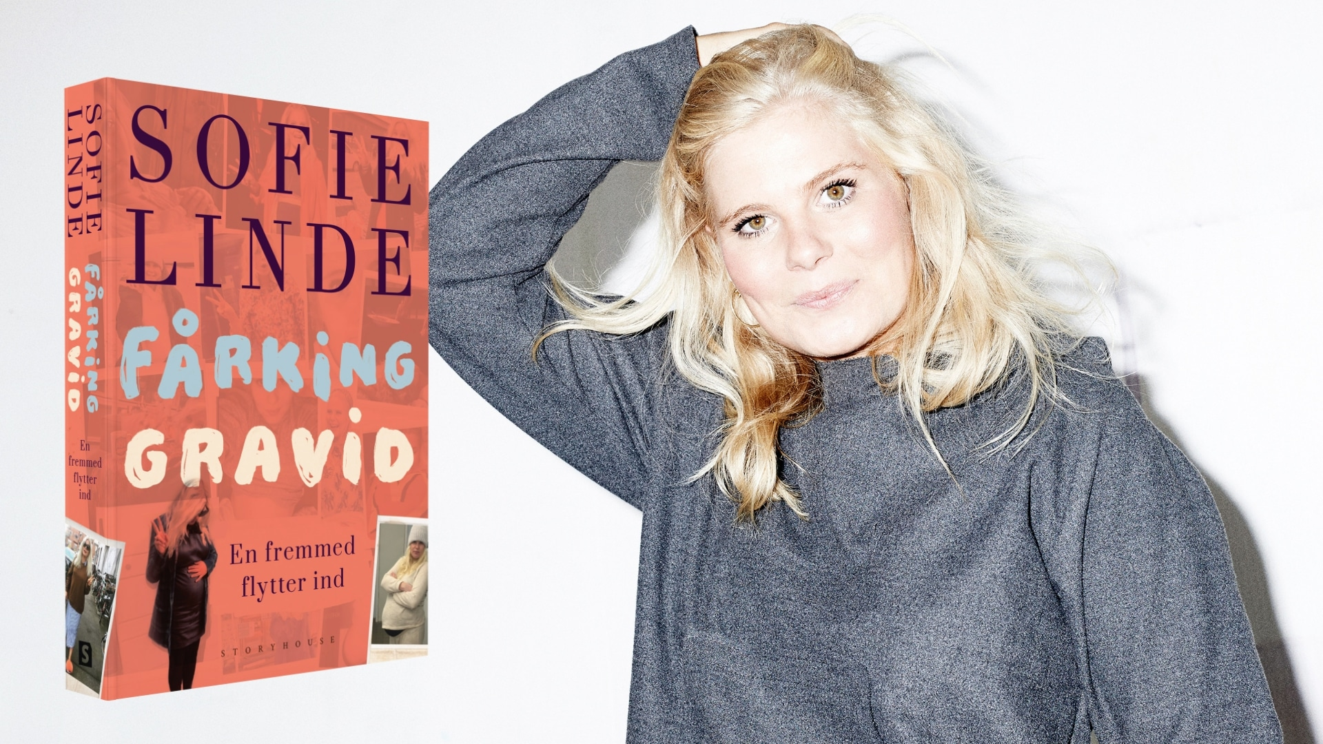 Sofie Linde, Fårking gravid, gravid, graviditetsbog