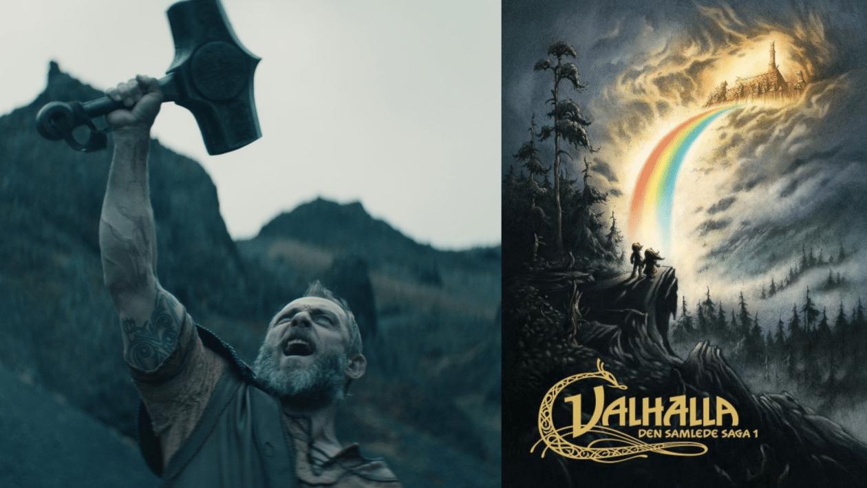Valhalla, film, tegneserie